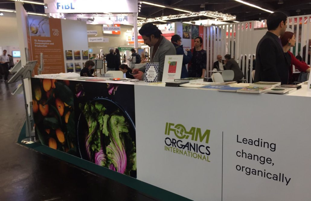 IFOAM en Biofach 2019